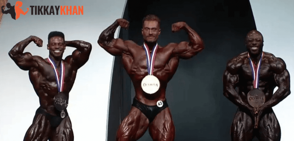 Chris bumstead win 2019 Classic physique