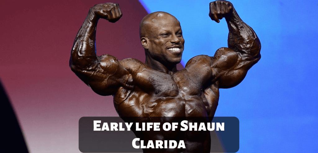 Early life of Shaun Clarida