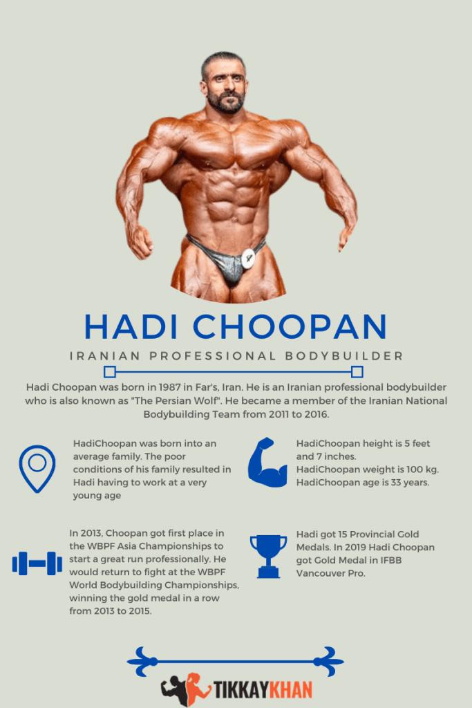 hadi choopan biography