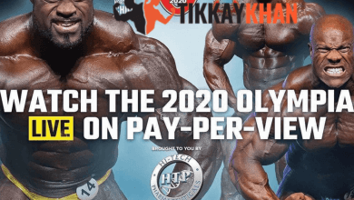 Photo of Watch The Mr. Olympia 2020: Press Conference & Preview Live Streaming