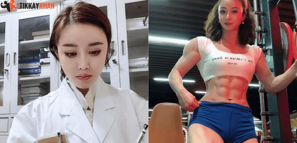 Yuan Herong Before and After