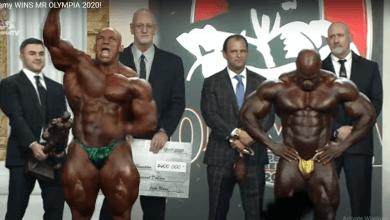 Photo of Big Ramy New Mr.Olympia 2020