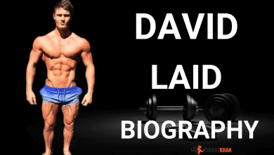 Photo of David Laid Biography 2021