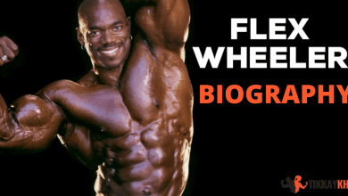 Photo of Flex Wheeler Biography 2021
