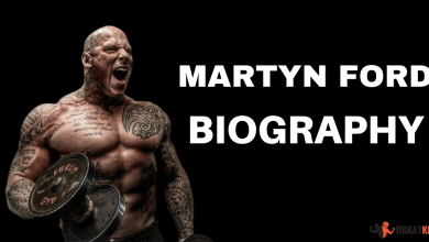 Photo of Martyn Ford Biography 2021