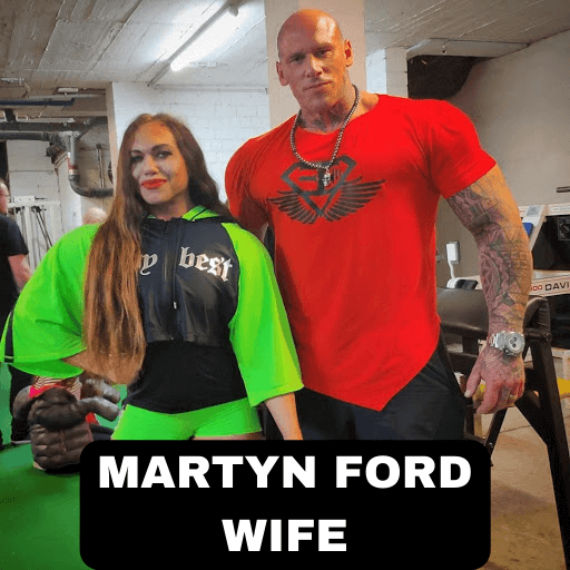 martyn ford biography