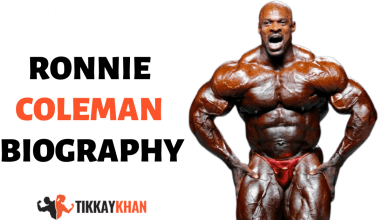 Photo of Ronnie Coleman Biography 2021