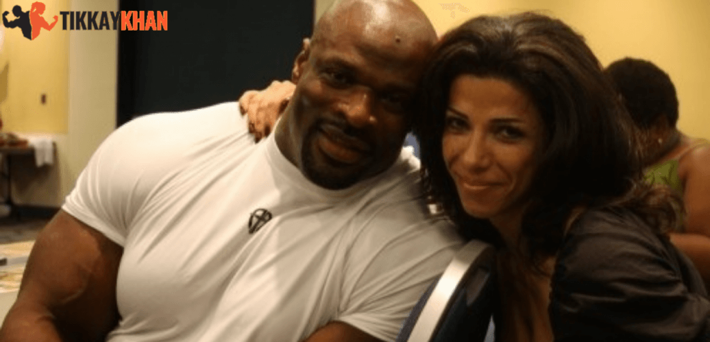 ronnie coleman wife