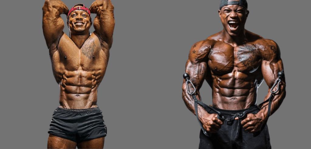 Bodybuilding career of Brandon Hendrickson