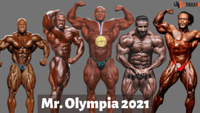 Photo of Mr. Olympia 2021