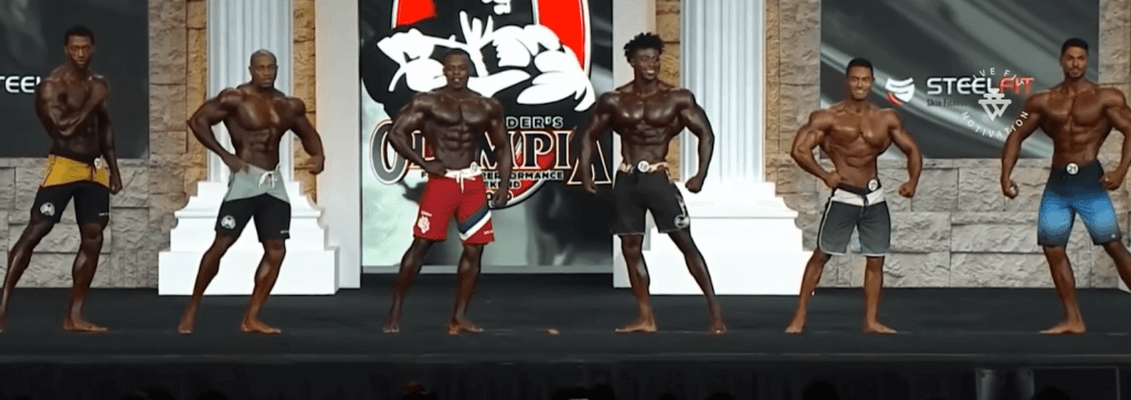 Mr. Olympia Men's Physique Qualifiers