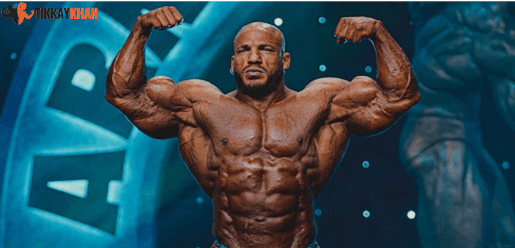 Big Ramy in Arnold Classic