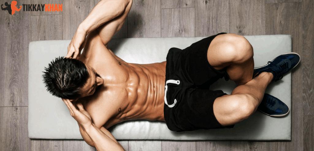 Do Sit-Ups | How To Getan Adonis Belt
