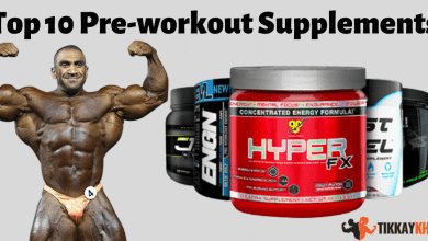 Photo of Top 10 Pre-workout Supplements 2021
