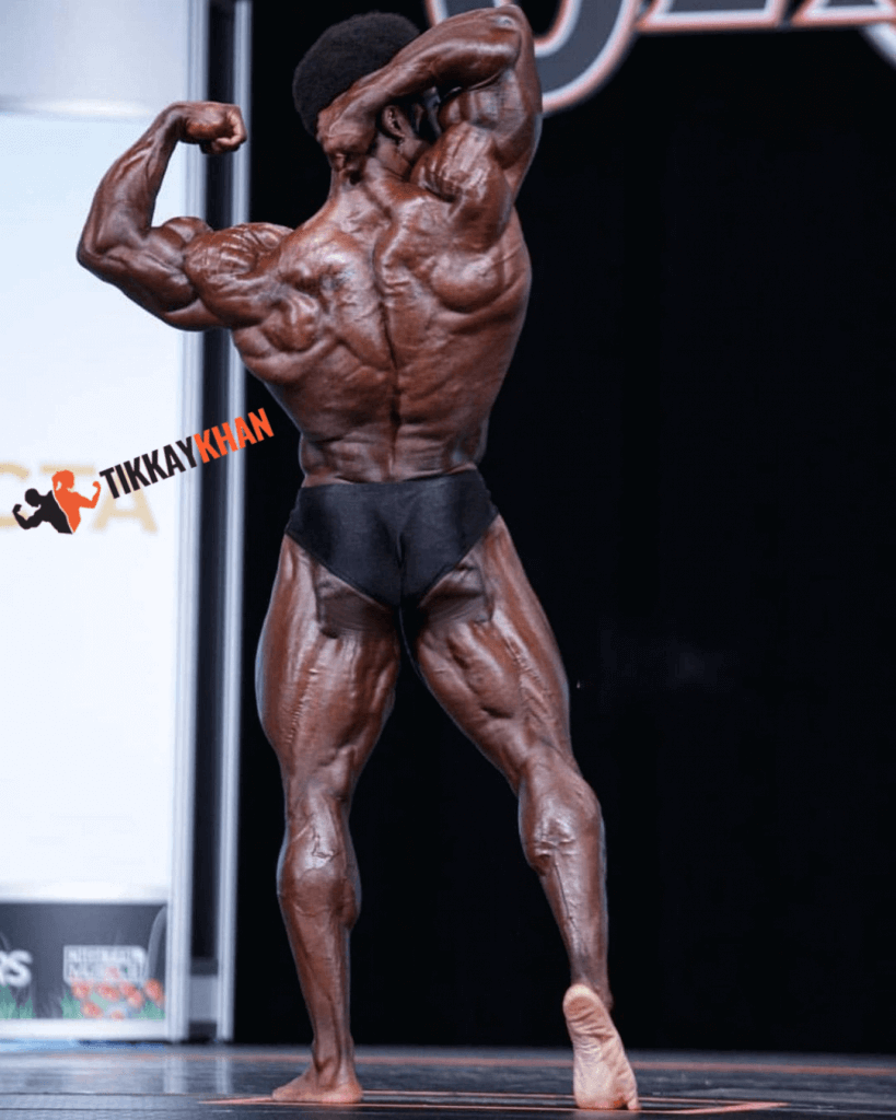 Breon Ansley BodyBuilding Career
