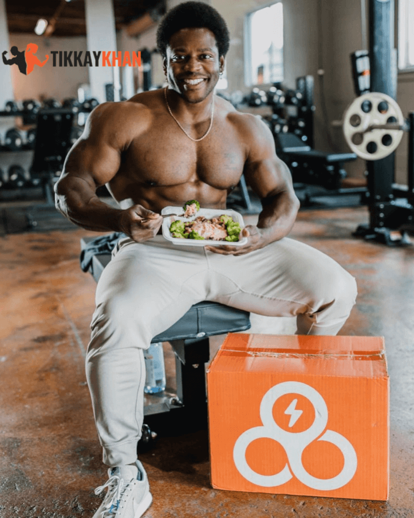 Breon Ansley Diet and Nutrition