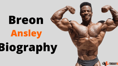 Photo of Breon Ansley Biography