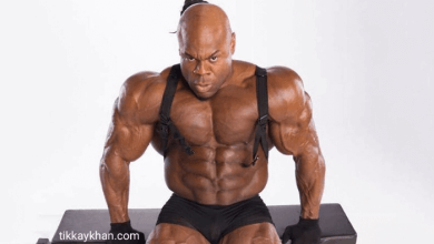 Photo of Kai Greene Biography