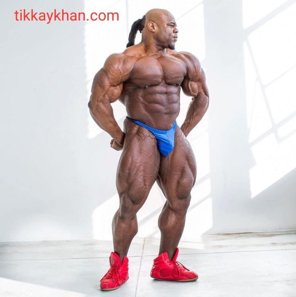 kai greene body size