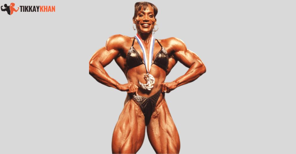 Lenda Murray | Top 5 Women Bodybuilders of All Times
