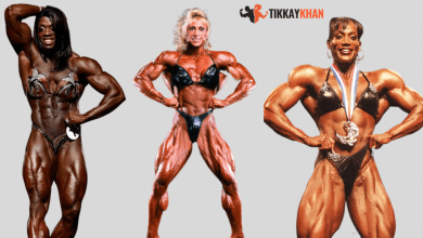 Photo of Top 5 Women Bodybuilders of All Times