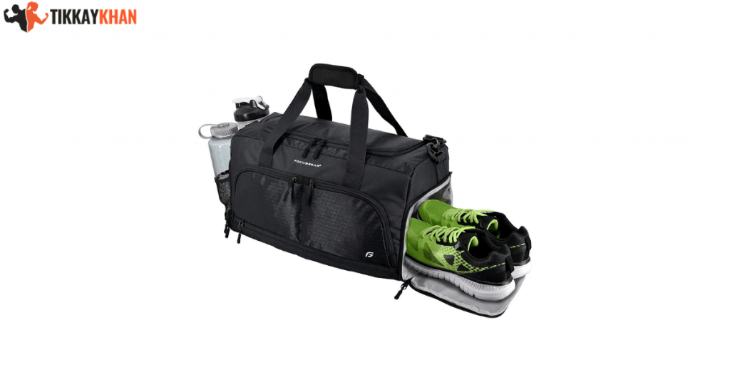Top 10 Accessories to Carry While Going Gym | gym bag