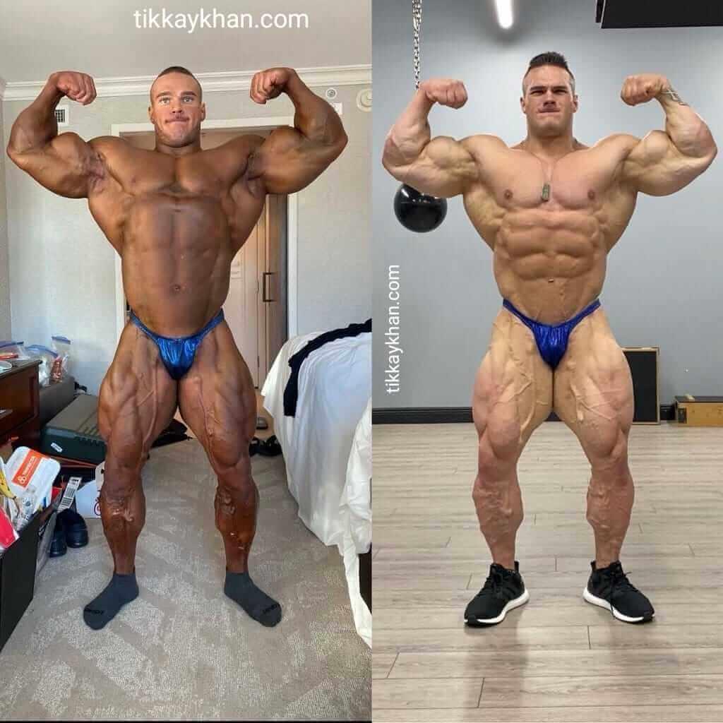 Nick Walker Biceps