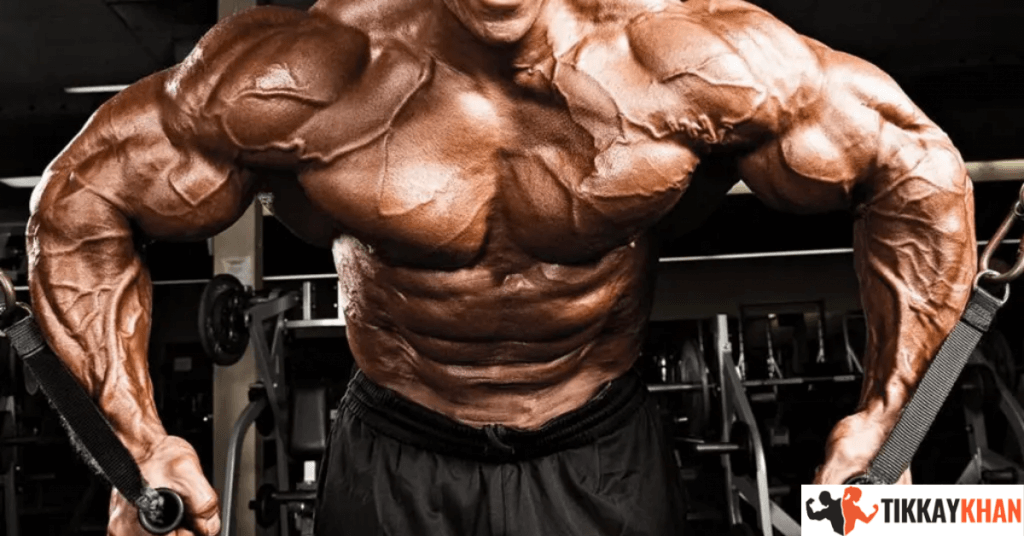 Cable Crossover For Muscle Hypertrophy