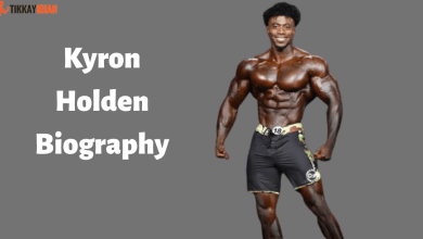 Photo of Kyron Holden Biography 2021