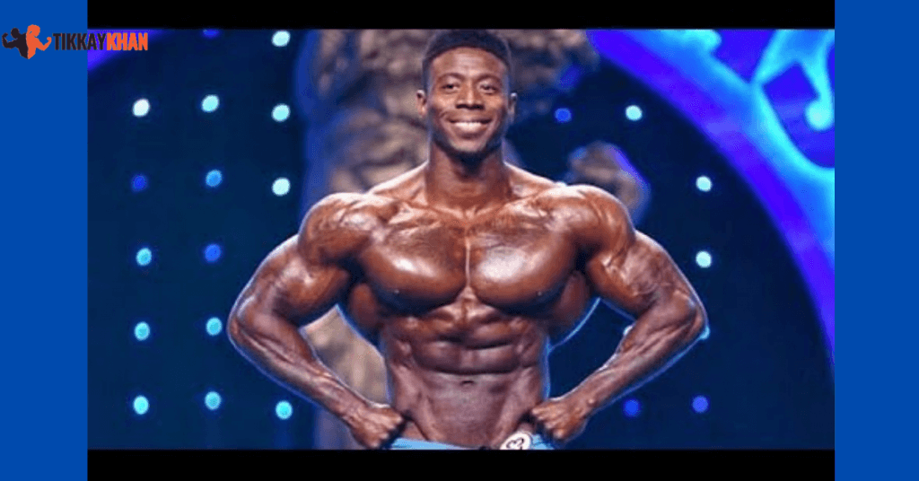 Kyron Holden diet and nutrition