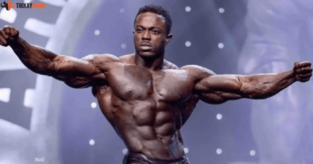 Terrence Ruffin Won Arnold Classic 2021 Men's physique