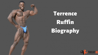 Photo of Terrence Ruffin Biography