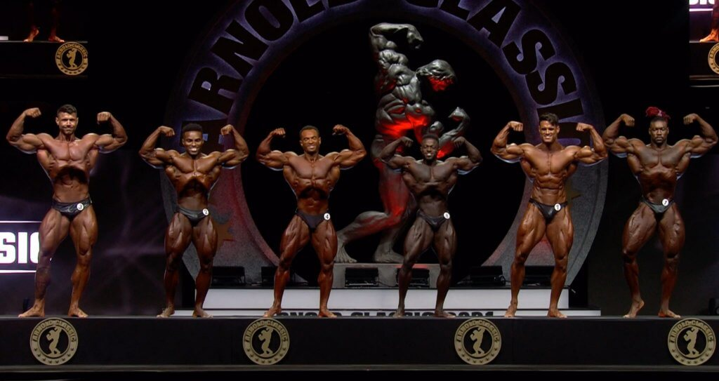 first call out classic physique arnold classic 2021