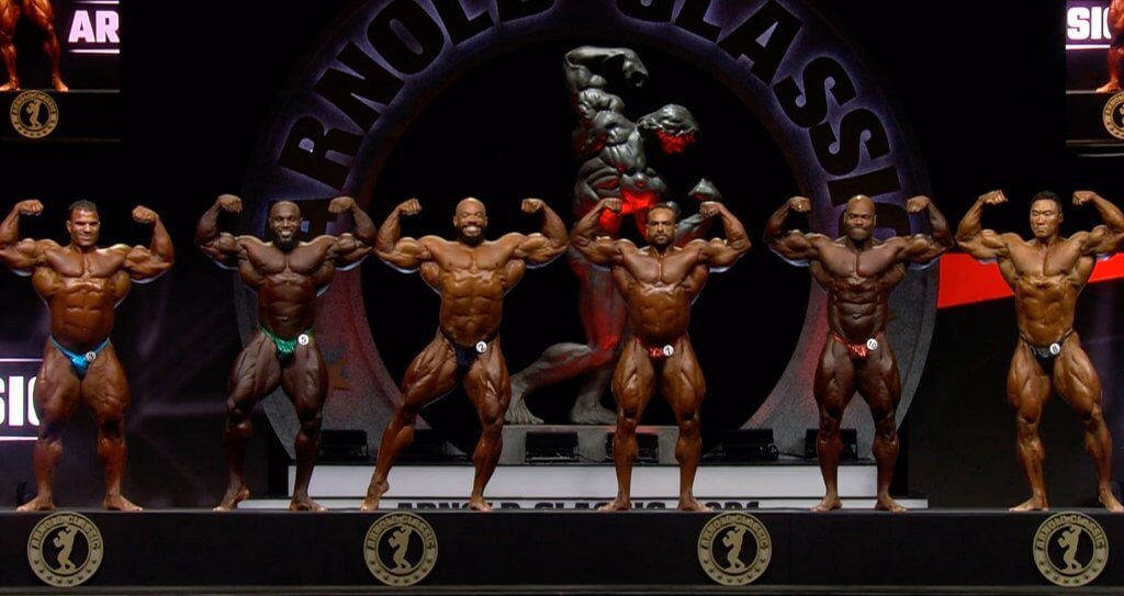 second call out arnold classic 2021