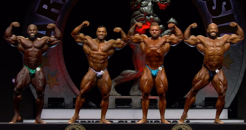 Third call out arnold classic 2021