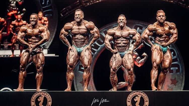 first call out arnold classic 2021 results