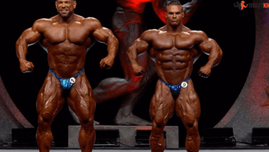Photo of Arnold Classic 2021 Prejudging Results