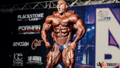 Photo of Champion of the Arnold Classic 2021