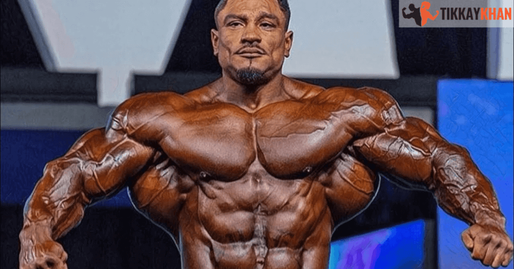 Roelly Winklaar is Out of the Arnold Classic