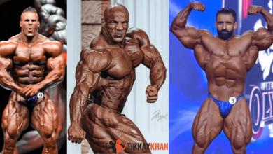Photo of 2021 Mr. Olympia Prejudging Result