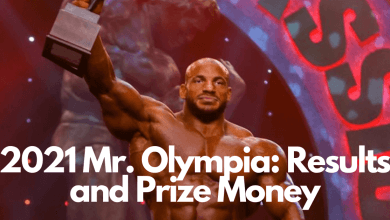 Photo of 2021 Mr. Olympia: Complete Results and Prize Money
